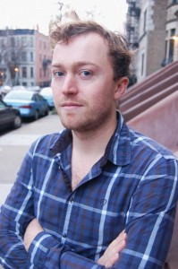 Composer Taylor Brook